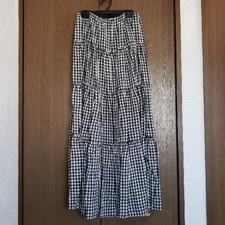 SCOT CLUB - SCOTCLUB ♡ 日本製 チェック 軽いロングスカート? 【新品未使用】
