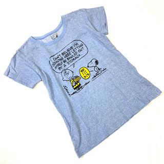 ファミリア(familiar)の【ファミリア】スヌーピー Tシャツ カットソー S 半袖(Tシャツ(半袖/袖なし))