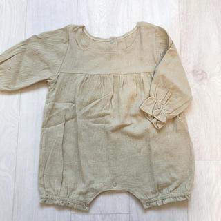 韓国子供服 ロンパース 新品 70 80(ロンパース)