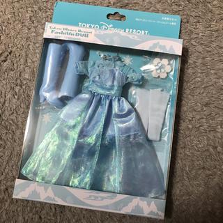 アナと雪の女王 - TDRTDLTDS☆ディズニー☆ファッションドール専用 お着替えセット エルサ