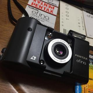 PENTAX - ペンタックス PENTAX efina コンパクトAPSフィルムカメラ
