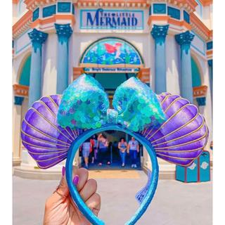 Disney - #【海外限定】ディズニーアリエルカチューシャ