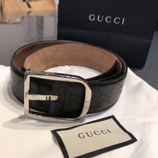 Gucci - グッチベルト メンズ