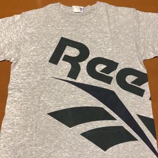 Reebok - リーボック Reebok Tシャツ M ビッグロゴ プリントロゴ