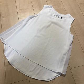 ラグナムーン(LagunaMoon)のラグナムーン♡トップス(カットソー(半袖/袖なし))