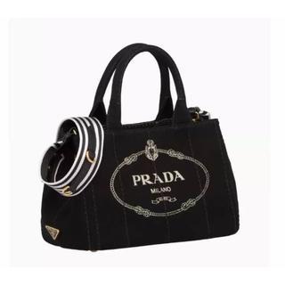 PRADA - プラダ カナパs デニム トートバック