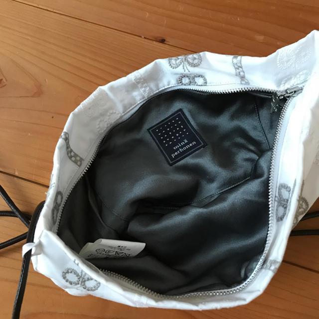 mina perhonen(ミナペルホネン)のミナペルホネン クッペバッグ chiyo レディースのバッグ(ショルダーバッグ)の商品写真