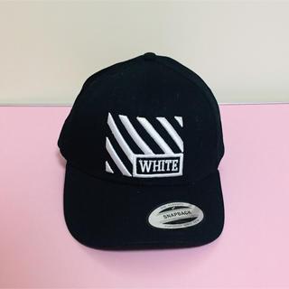OFF-WHITE - OFF WHITE 帽子 キャンプ 帽子 日本未発売