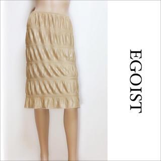 エゴイスト(EGOIST)のEGOIST デザイン スカート♡ロイヤルパーティー DURAS MURUA(ひざ丈スカート)