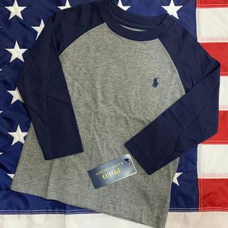 ポロラルフローレン(POLO RALPH LAUREN)の★SALE ★ラルフローレン長袖デザインTシャツ2T/95(Tシャツ/カットソー)