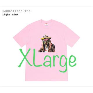 シュプリーム(Supreme)のSupreme Rammellzee Tee(Tシャツ/カットソー(半袖/袖なし))