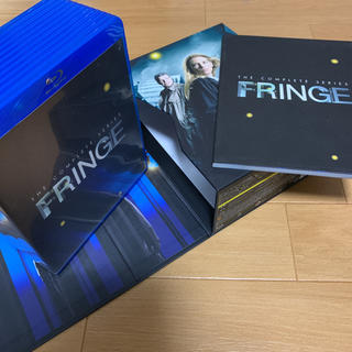 FRINGE フリンジ コンプリート・シリーズ〈22枚組〉(TVドラマ)