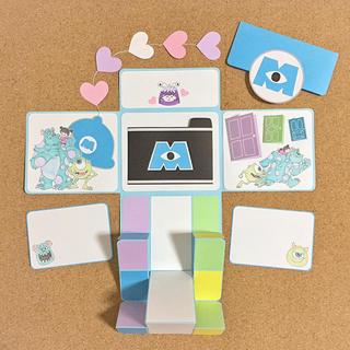 レター型♡サプライズボックス(カード/レター/ラッピング)