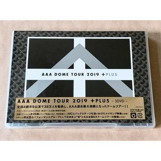 3DVD * AAA DOME TOUR 2019 +PLUS