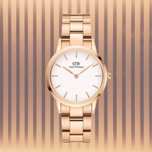 セイコー コピー 通販安全 、 Daniel Wellington - 安心保証付!最新作【36㎜】ダニエル ウェリントン腕時計 Iconic Linkの通販