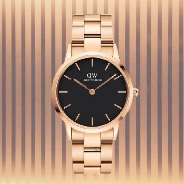 スーパー コピー ロレックス低価格 、 Daniel Wellington -  安心保証付!最新作【36㎜】ダニエル ウェリントン腕時計 Iconic Linの通販
