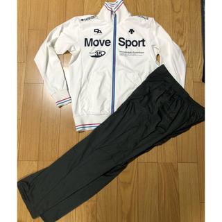 DESCENTE - DESCENTE Move Sport Dry Transfer 上下