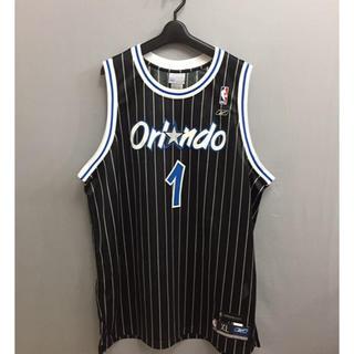 リーボック(Reebok)のリーボック Reebok NBA バスケットボール ユニフォーム 背番号1(バスケットボール)