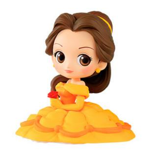 ビジョトヤジュウ(美女と野獣)のQposket petit ディズニー プリンセス ベル 美女 野獣 フィギュア(その他)