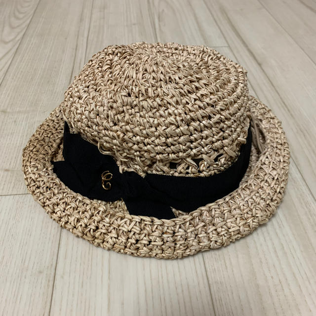 CA4LA(カシラ)のカシラ  麦わら帽子 レディースの帽子(麦わら帽子/ストローハット)の商品写真
