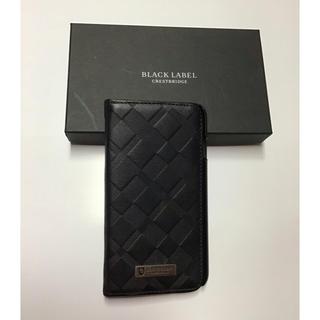 ブラックレーベルクレストブリッジ(BLACK LABEL CRESTBRIDGE)の iPhone6 BLACK LABELスマホケース(iPhoneケース)