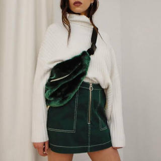 moussy - weekday ミニスカート