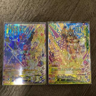 バンダイ(BANDAI)のガンバライジング  専用(シングルカード)