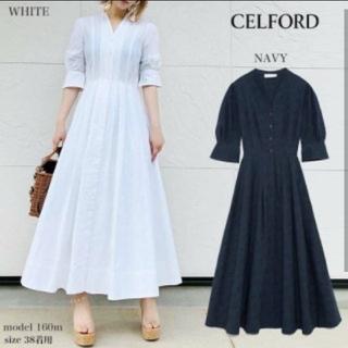 FRAY I.D - CELFORD シャツドレス
