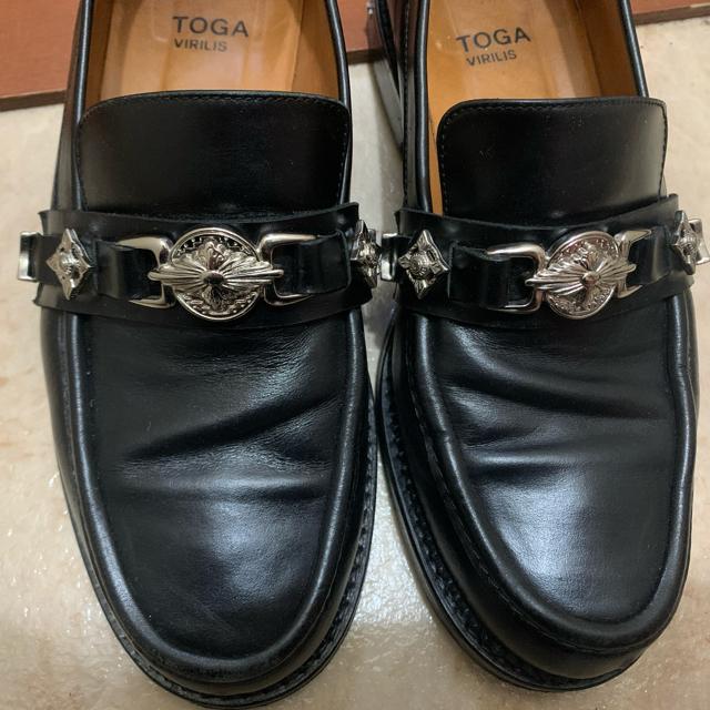 TOGA(トーガ)のtoga  virilis ローファー メンズの靴/シューズ(その他)の商品写真