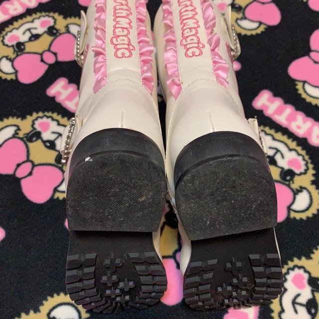 EARTHMAGIC(アースマジック)のブーツ✩18cm お取り置き中 キッズ/ベビー/マタニティのキッズ靴/シューズ(15cm~)(ブーツ)の商品写真