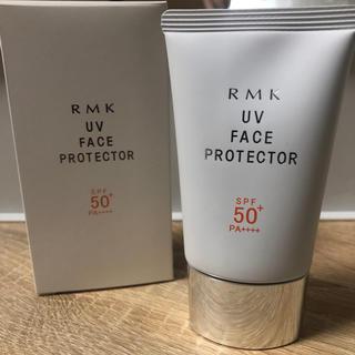 アールエムケー(RMK)のRMK UVフェイスプロテクター50(日焼け止め/サンオイル)
