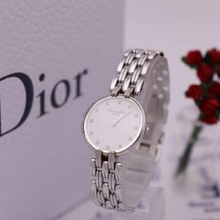 Christian Dior - 正規品【新品電池】ChristianDior/バギラ ダイヤ12P 動作品