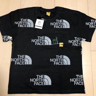 ザノースフェイス(THE NORTH FACE)のTHE NORTH FACE×Brain Dead logo Tee(Tシャツ/カットソー(半袖/袖なし))