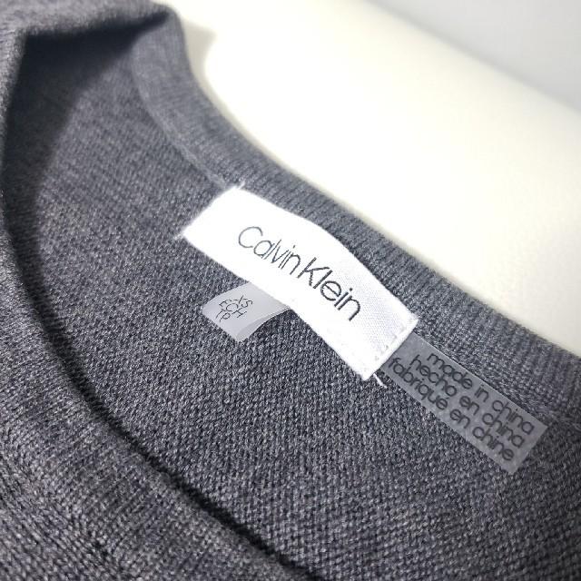 Calvin Klein(カルバンクライン)のCalvin Klein/新品未使用/ニット レディースのトップス(ニット/セーター)の商品写真