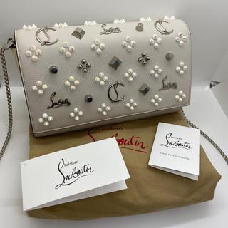 Christian Louboutin - 新品 定価17万 クリスチャンルブタン ショルダーバッグ ウォレット