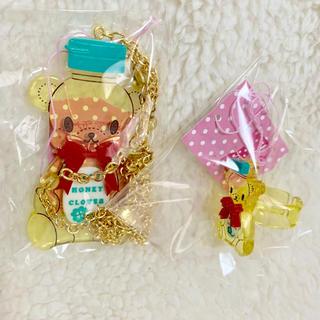 Angelic Pretty - Angelic Pretty Honey Bear ネックレス・リング