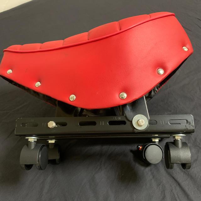 モンキー シート チェア インテリア/住まい/日用品の椅子/チェア(その他)の商品写真