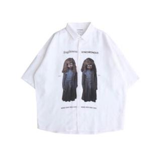 SHAREEF - 【人気完売品】SHAREEF TWINS S/S BIG SHIRTS 双子