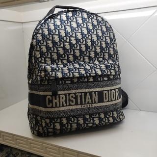 クリスチャンディオール(Christian Dior)のDior(ディオール)★バキャンバス バックパック(リュック/バックパック)