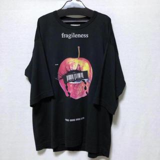 シャリーフ(SHAREEF)の【人気完売品】SHAREEF アップル Tシャツ 虫眼鏡着用(Tシャツ/カットソー(半袖/袖なし))