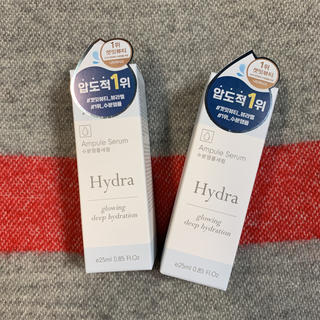 9wishes / Hydra Ampule Serum 25ml × 2(美容液)