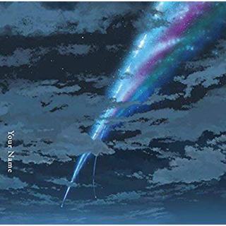 ユニバーサルエンターテインメント(UNIVERSAL ENTERTAINMENT)のRADWIMPS  君の名は。Your Name. US版2枚組アルバム(ポップス/ロック(邦楽))