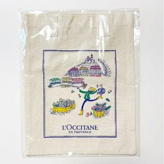 L'OCCITANE - ロクシタン L'OCCITANE フラワーブーケトート