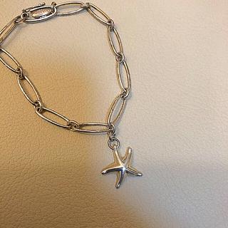 Jewel Tie 925 Sterling Silver Starfish Pendant 32mm x 39mm
