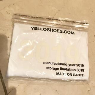 Yellow boots - YELLO ホワイト タンクトップ ノベルティ
