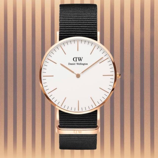 ロレックス コピー 銀座店 | Daniel Wellington - 安心保証付き【40㎜】ダニエルウエリントン 腕時計〈DW00100257〉の通販