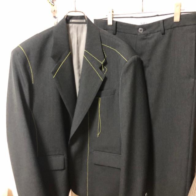 Jieda(ジエダ)のKudos 19aw セットアップ メンズのジャケット/アウター(テーラードジャケット)の商品写真