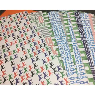 エルメス(Hermes)のエルメス ランチョンマット 新品 正規品 テーブルクロス 折り紙 コースター (テーブル用品)