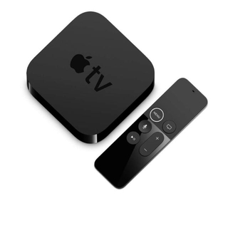 Apple - Apple TV 4K 64GB [MP7P2J/A]+HDMIケーブル