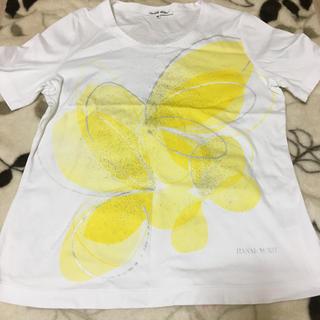 HANAE MORI - HANAE MORI ハナエモリ 新品未使用 Tシャツ L 40